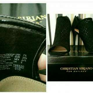 High heels Christian Siriano for Payless