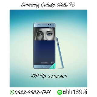 Kredit Samsung Note FE, Promo Tanpa Kartu Kredit
