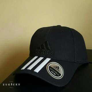 Adidas Logo with stripes Cap
