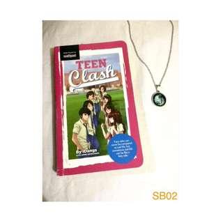 Teen Clash Wattpad Book