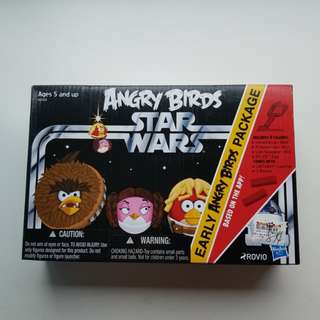Angry Birds Star Wars Early Package