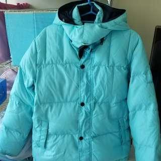 羽絨 down jacket