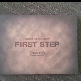 Cnblue 1st Album First Step