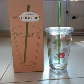 Innisfree cold cup