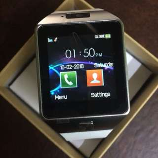 Smart Watch with Camera brandnew