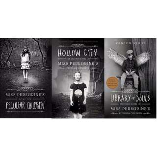 [EBOOK] Miss Peregrine's Peculiar Children by Ransom Riggs