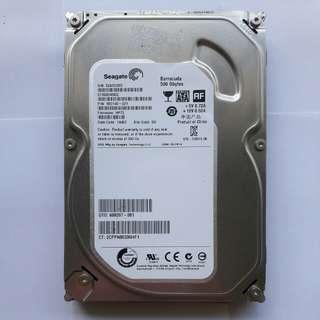 Seagate 500GB Internal HDD