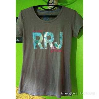 RRJ Grey Top