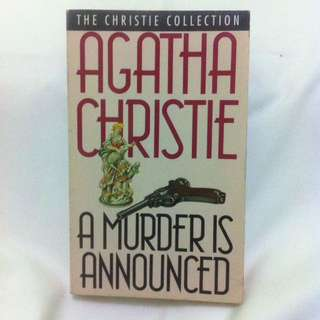 Agatha Christie - A Murder Announced