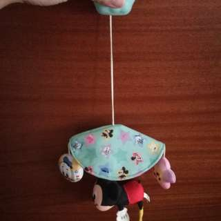 Baby toy - mickey mouse
