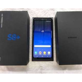 Samsung Galaxy S8 Plus 64gb Coral Blue Limited Edition Color