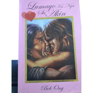 Lumayo Ka Man Sa Akin by Bob Ong