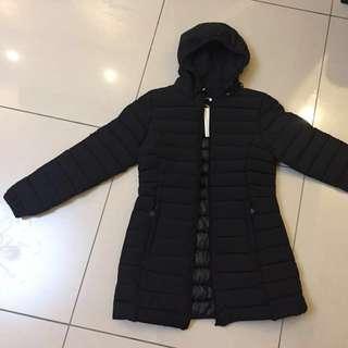 風衣外套 麵包服 大衣外套 防風長版大衣外套