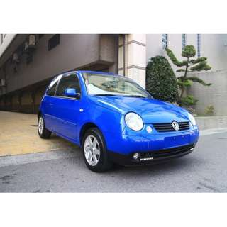 🚙 廠牌:福斯 🚙 車型:LUPO 🚙 Cc數:1400 🚙 年份:2004 🚙 顏色:藍色 📲 賞車專線: 0985-881-677 📮Line:nicefreee