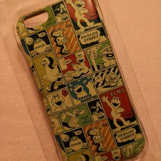 I phone case 6 elmo 芝麻街sesame street