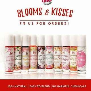 Blooms & Kisses 💋