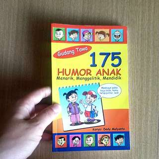 BUKU 5 RIBU: 175 humor anak
