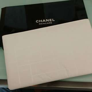 Chanel Skincare Comestic Pouch (with box)
