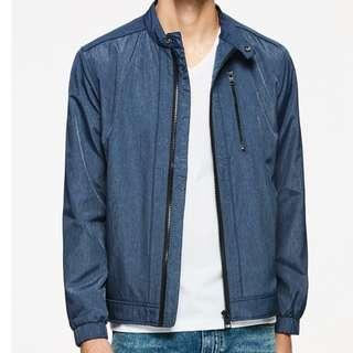 "Calvin Klein ""Bombr"" jacket"