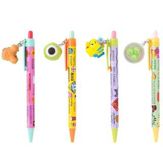 Tokyo Disneysea Disneyland Disney Resorts Sea Land Disney Resort Cute Food Ballpoint Pen Set