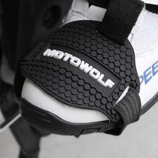 MOTOWOLF shift pad / shoe protector