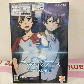 Ps Vita Captain Earth Limited Edition