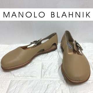 (平價)全新名牌manolo blahnik鞋原價$5k⬆️