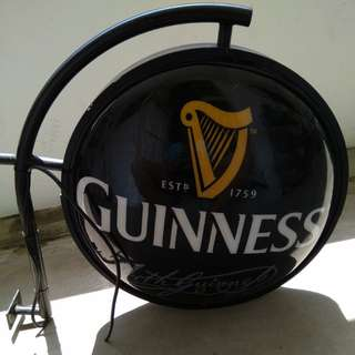 Guinness Signage