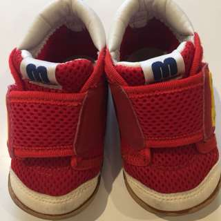 Mikihouse Baby Shoes for Girls