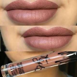 Kylie lipstick matte candy K