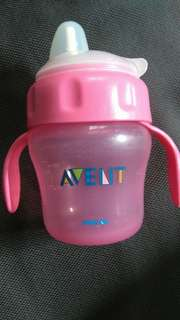 Avent Pink Sippy Cup 5oz