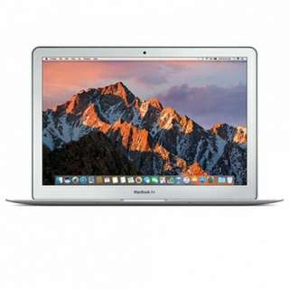 kredit Tanpa Kartu kredit, free 1x angsuran   APPLE MacBook Air 13 MQD42 Silver