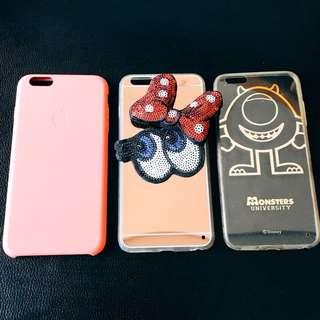 iPhone 6plus case all three
