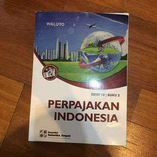 perpajakan indonesia waluyo
