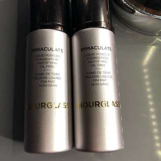 Hourglass Immaculate Foundation (Old packaging)
