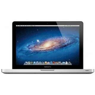 kredit Tanpa Kartu kredit, free 1x angsuran  APPLE MacBook Pro 13 MPXU2 Silver
