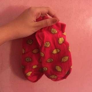 Pink Cute Iconic Socks
