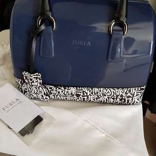 Furla mini jelly bag - unwanted present only used once
