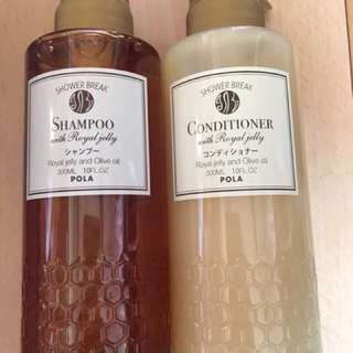 Pola Shampoo & Conditioner from Japan new