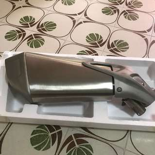 BMW S1000XR original exhaust