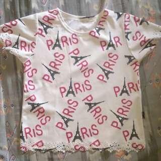 Blose white paris