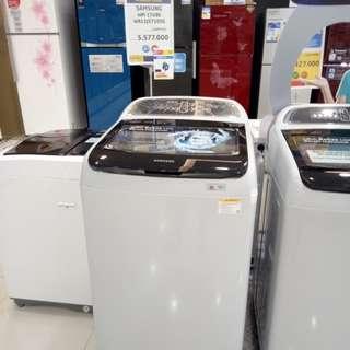 Mesin cuci Samsung bisa dicicil