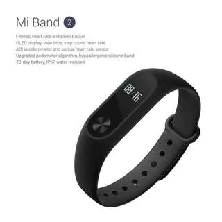 MI BAND TRACKER WATCH