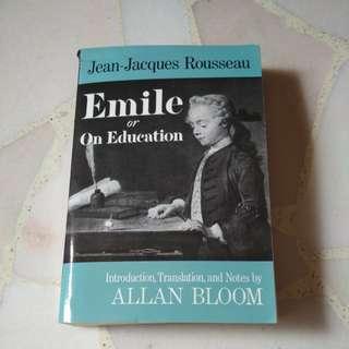 Emile or On Education