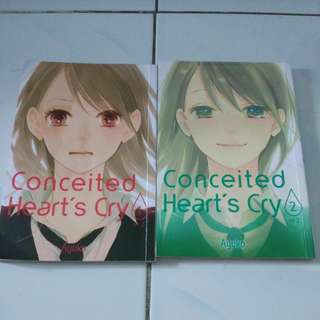 conceited heart's cry