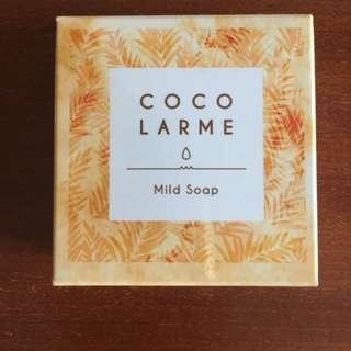*現貨* 日本版VCO椰油精粹嫩白洗顏皂 mild soap 85g