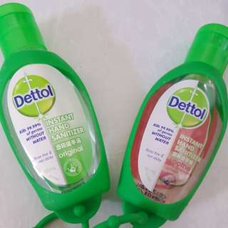 Dettol hand sanitizer 50ml