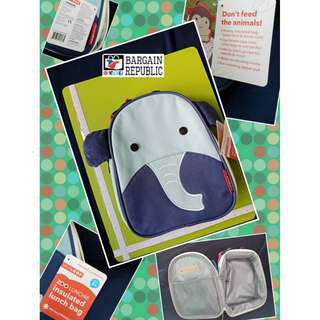 Skip Hop Zoo Lunchie Insulated Lunch Bag Elephant