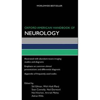 Ebook Oxford American Handbook of Neurology