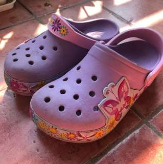 Crocs kid girl